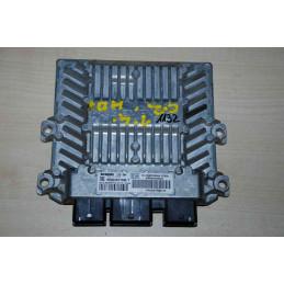 ECU MOTOR SIEMENS SID 804 5WS40176B-T PSA 9647568180