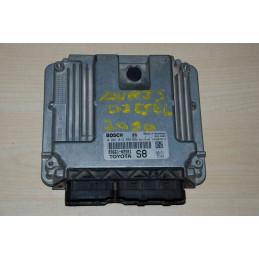 ECU MOTOR BOSCH EDC17CP07-6.21 0281014846 TOYOTA 89661-02S81