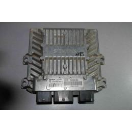 ECU MOTOR SIEMENS SID 801A 5WS40106G-T PSA 9647423380