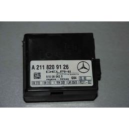 MODULO ALARMA DELPHI 510080420 MERCEDES A2118209126