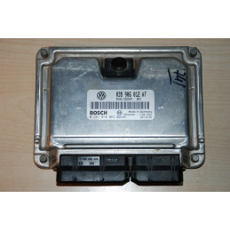 ECU MOTOR BOSCH EDC15VM+ 0281010062 VAG 038906012AT