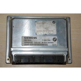 ECU MOTOR SIEMENS MS42 5WK9037 BMW 7500255