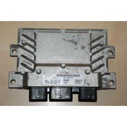 ECU MOTOR CONTINENTAL EMS 2102 S180047003E FORD 8V21-12A650-TE
