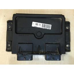 ECU MOTOR LUCAS DCN2 R04080022E PSA 9639587680