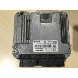 ECU MOTOR BOSCH EDC16C10-9.3 0281012518 TOYOTA 89661-0D460