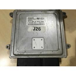 ECU MOTOR SIEMENS SIM2K-140 5WY5211C HYUNDAI 39110-25080