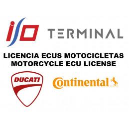 I/O TERMINAL MOTORCYCLE SOFTWARE LICENSE